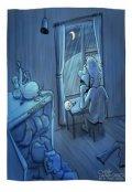 """Book cover """"Одиночество."""""""