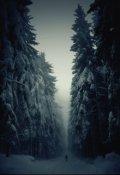 "Book cover ""Моя зима"""