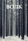 "Book cover ""Волк"""
