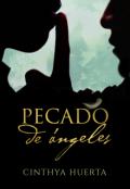 """Portada del libro """"Pecado de Ángeles"""""""