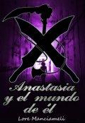 """Portada del libro """"Anastasia y el mundo de él"""""""