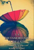 """Portada del libro """"La metamorfosis de la lluvia"""""""