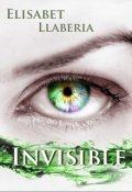 """Portada del libro """"Invisible"""""""
