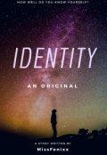 "Portada del libro ""Identity"""
