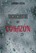 """Portada del libro """"Microcuentos del corazón, confesiones anónimas"""""""