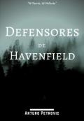 """Portada del libro """"Defensores de Havenfield"""""""