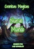 """Portada del libro """"Crónicas mágicas: Nuevo mundo"""""""
