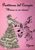 """Portada del libro """"Partituras del Corazón """"Musica en mi interior"""""""""""