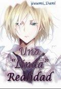 """Portada del libro """"Una """"Linda"""" Realidad"""""""