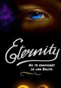 """Portada del libro """"Eternity"""""""