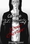 "Portada del libro ""Call me Your Owner"""