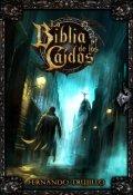 """Portada del libro """"La Biblia de los Caídos"""""""