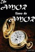 """Portada del libro """"Un amor lleno de amor"""""""