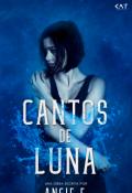 """Portada del libro """"Cantos de Luna"""""""