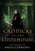 """Portada del libro """"Crónicas de una Linnehouse."""""""