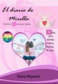 """Portada del libro """"El diario de Mirella"""""""