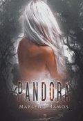 """Portada del libro """"Pandora"""""""