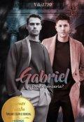 """Portada del libro """"Gabriel [saga Angels 1]"""""""
