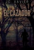 """Portada del libro """"El Cazador"""""""