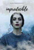 "Portada del libro ""Impredecible"""