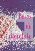 """Portada del libro """"Besos de Chocolate"""""""