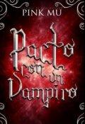 """Portada del libro """"Pacto Con Un Vampiro"""""""