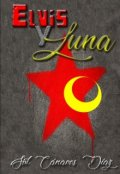 """Portada del libro """"Elvis y Luna"""""""