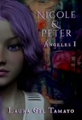 """Portada del libro """"Ángeles I. Nicole y Peter"""""""