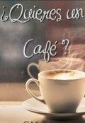 """Portada del libro """"¿quieres un café?"""""""