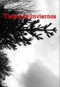 """Portada del libro """"Tierra de inviernos"""""""