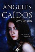 """Portada del libro """"Ángeles Caídos"""""""