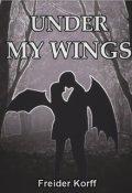 """Portada del libro """"Under My Wings"""""""