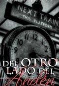 """Portada del libro """"Del otro lado del andén"""""""