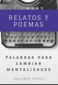 """Portada del libro """"Relatos y Poemas"""""""