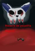 """Portada del libro """"Masacre de pesadilla """""""