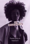 """Portada del libro """"La Relacionista: Poesía para la Historia 2"""""""
