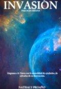 """Portada del libro """"Invasión Ι Trilogía Osiana — Libro 1 Ι"""""""