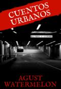 """Portada del libro """"Cuentos urbanos"""""""