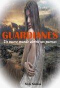 """Portada del libro """"Guardianes"""""""