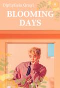 """Portada del libro """"Blooming Days"""""""