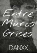 """Portada del libro """"Entre Muros Grises"""""""