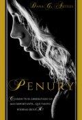 """Portada del libro """"Penury"""""""