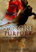 """Portada del libro """"Sangre Púrpura © (saga Westhampton Libro #3)"""""""