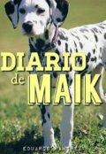 "Portada del libro ""Diario de Maik"""