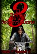 """Portada del libro """"El Diario de una Sobreviviente -Parte 3"""""""