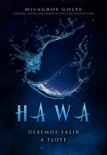 """Portada del libro """"Hawa: Debemos salir a flote   #2  """""""
