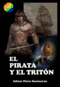 """Portada del libro """"El pirata y el tritón"""""""