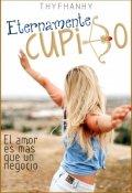 """Portada del libro """"Eternamente Cupido"""""""