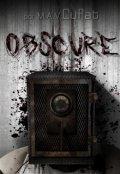 """Portada del libro """"Osbcure"""""""