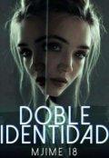 """Portada del libro """"Doble identidad"""""""